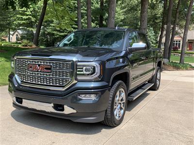 2018 GMC Sierra 1500 lease in Washington Township,MI - Swapalease.com