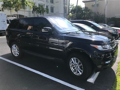 2016 Land Rover Range Rover Sport lease in West Palm Peach,FL - Swapalease.com