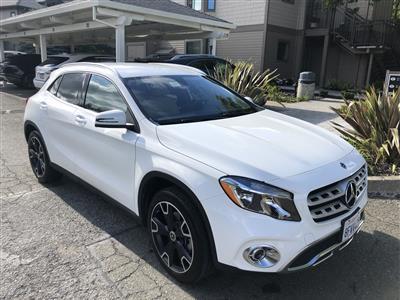 2019 Mercedes-Benz GLA SUV lease in Larkstur,CA - Swapalease.com