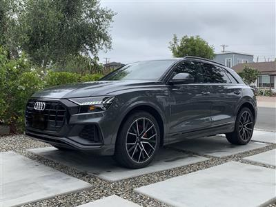 2019 Audi Q8 lease in Los Angeles,CA - Swapalease.com