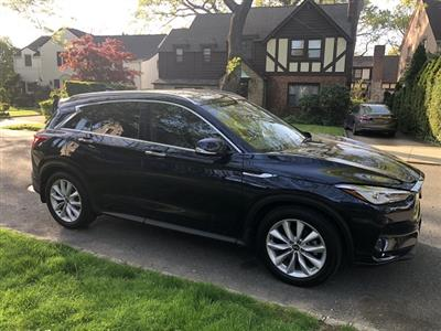 2019 Infiniti QX50 lease in Forrest Hills,NY - Swapalease.com