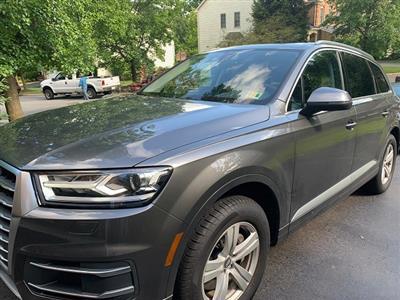 2019 Audi Q7 lease in Vienna,VA - Swapalease.com