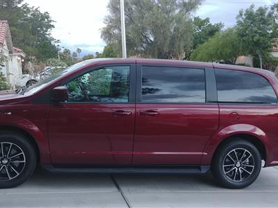 2018 Dodge Grand Caravan lease in LAS VEGAS,NV - Swapalease.com