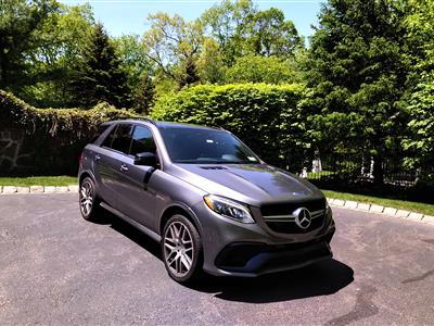 2018 Mercedes-Benz GLE-Class lease in Armonk,NY - Swapalease.com