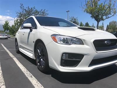 2017 Subaru WRX lease in ONTARIO,CA - Swapalease.com