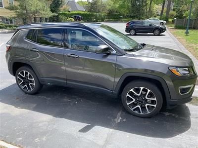 2017 Jeep Compass lease in Stoughton,MA - Swapalease.com