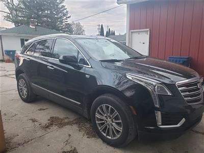 2017 Cadillac XT5 lease in Midland,MI - Swapalease.com