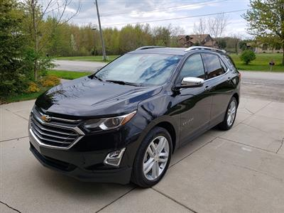 2018 Chevrolet Equinox lease in Chesterfield,MI - Swapalease.com