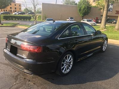 2017 Audi A6 lease in BELTSVILLE,MD - Swapalease.com