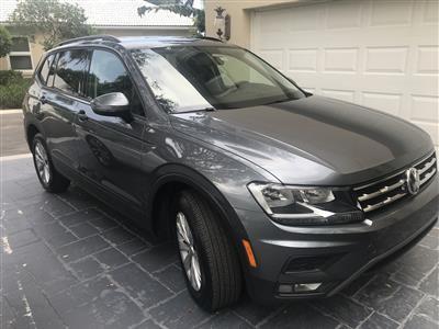 2018 Volkswagen Tiguan lease in Palm Beach Gardens,FL - Swapalease.com