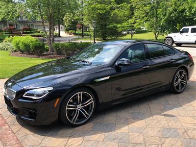 2018 BMW 6 Series lease in Haddonfield,NJ - Swapalease.com