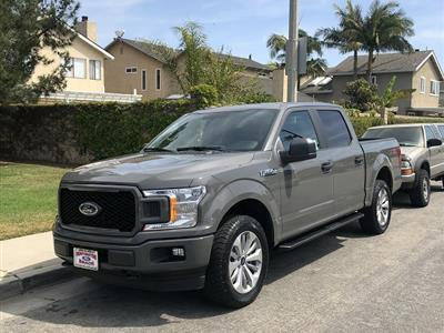 2018 Ford F-150 lease in Huntington Beach,CA - Swapalease.com