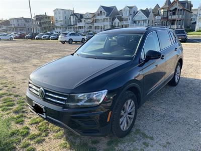 2018 Volkswagen Tiguan lease in Ridgewood,NY - Swapalease.com