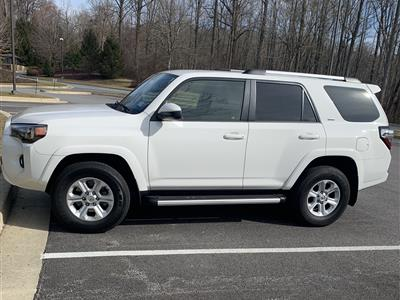 2019 Toyota 4Runner lease in Locust Valley,NY - Swapalease.com