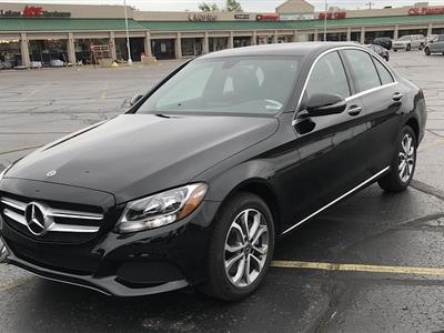 2018 Mercedes-Benz C-Class lease in Sterling Heights,MI - Swapalease.com