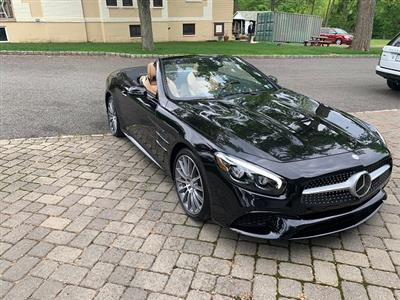 2017 Mercedes-Benz SL Roadster lease in Staten Island,NY - Swapalease.com