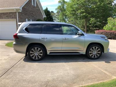 2018 Lexus LX 570 lease in Hoschton,GA - Swapalease.com