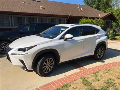2018 Lexus NX 300h lease in Woodland Hillss,CA - Swapalease.com