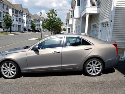 2017 Cadillac ATS lease in Swedesboro,NJ - Swapalease.com