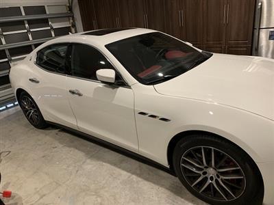 2018 Maserati Ghibli lease in Miami,FL - Swapalease.com