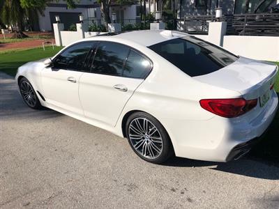 2019 BMW 5 Series lease in North Miami Beach ,FL - Swapalease.com