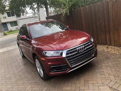 2018 Audi Q5 lease in Ft. Lauderdale,FL - Swapalease.com