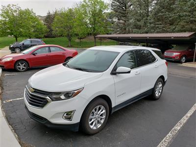 2019 Chevrolet Equinox lease in Rochester Hills,MI - Swapalease.com