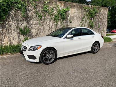 2017 Mercedes-Benz C-Class lease in Dallas,TX - Swapalease.com