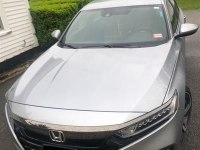 2018 Honda Accord lease in Dover,NH - Swapalease.com
