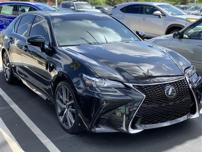2018 Lexus GS 350 F Sport lease in Ladera Ranch,CA - Swapalease.com