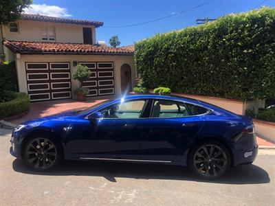 2018 Tesla Model S lease in West Hollywood,CA - Swapalease.com