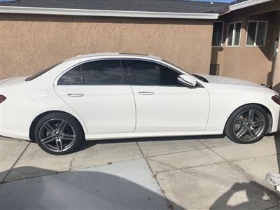 2018 Mercedes-Benz E-Class lease in San Jose,CA - Swapalease.com