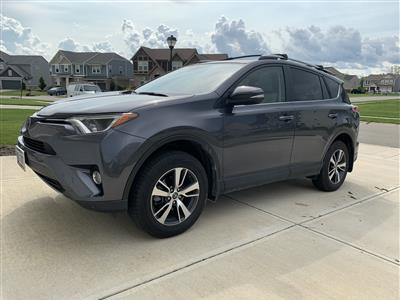 2018 Toyota RAV4 lease in Harrison,OH - Swapalease.com