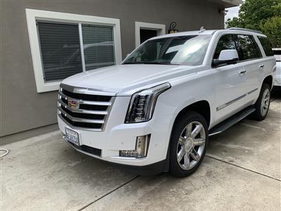 2019 Cadillac Escalade lease in Carmichael,CA - Swapalease.com