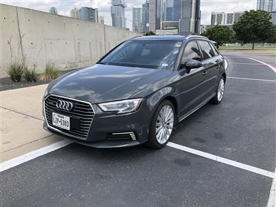 Audi A3 E Tron Lease >> Audi A3 Sportback E Tron Lease Deals Swapalease Com