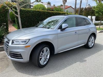 2018 Audi Q5 lease in Venice,CA - Swapalease.com