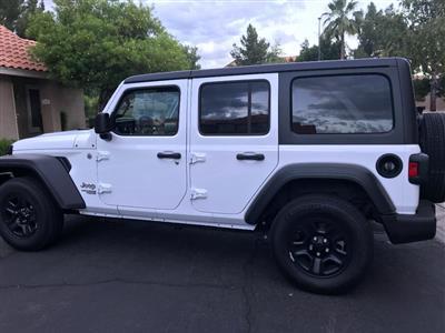 2018 Jeep Wrangler lease in Gilbert,AZ - Swapalease.com