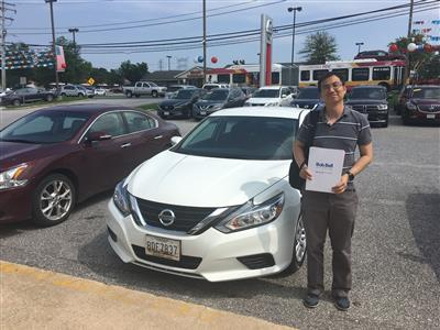 2018 Nissan Altima lease in Baltimore,MD - Swapalease.com