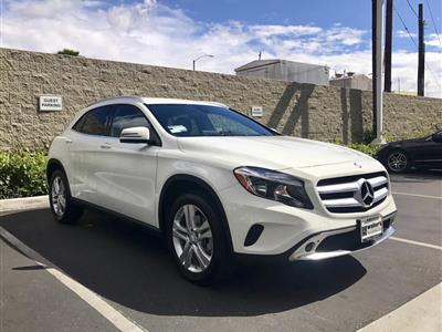 2017 Mercedes-Benz GLA SUV lease in Riverside,CA - Swapalease.com