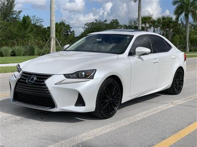 2017 Lexus IS 200t lease in West Palm Beach,FL - Swapalease.com
