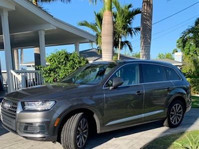 2018 Audi Q7 lease in Indian Rocks Beach,FL - Swapalease.com