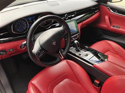 2017 Maserati Quattroporte lease in Miami,FL - Swapalease.com