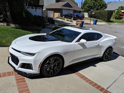 Camaro Ss Lease >> 2018 Chevrolet Camaro