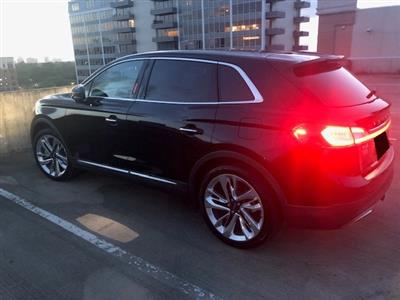 2018 Lincoln MKX lease in Houston,TX - Swapalease.com