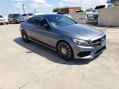 2018 Mercedes-Benz C-Class lease in Missouri City,TX - Swapalease.com