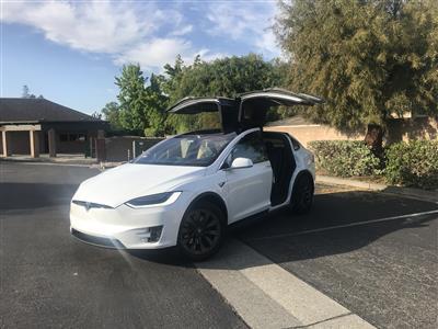 2018 Tesla Model X lease in San Jose,CA - Swapalease.com
