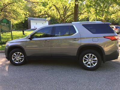 2018 Chevrolet Traverse lease in Paramus,NJ - Swapalease.com