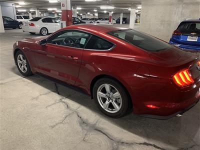2018 Ford Mustang lease in San Jose,CA - Swapalease.com