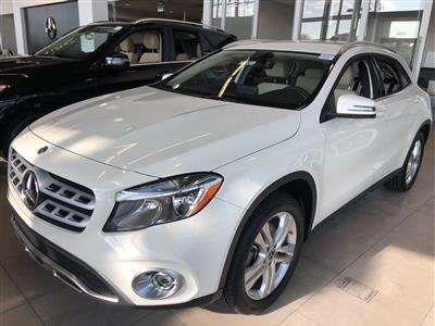 2018 Mercedes-Benz GLA SUV lease in Appleton,WI - Swapalease.com