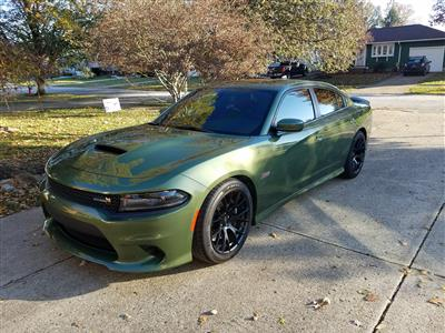 2018 Dodge Charger lease in Brook Park,OH - Swapalease.com